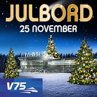 Julbord V75 Valla Krog 25 november