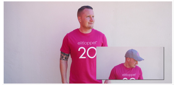 T-shirt Elitloppet 20