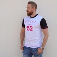 T-shirt vit  Elitloppet