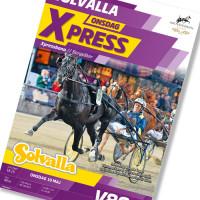 Solvalla banprogram 10 Maj 2017
