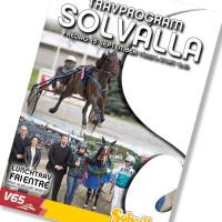 Solvalla banprogram 15 September 2017