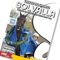 Solvalla banprogram 22 September 2017