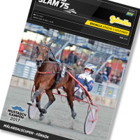 Solvalla banprogram 5 November 2017
