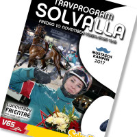 Solvalla banprogram 10 November 2017