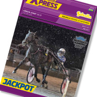 Solvalla banprogram 22 November 2017