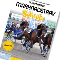 Solvalla banprogram 16 September 2018