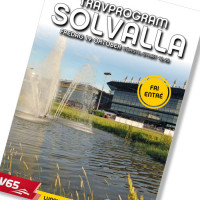 Solvalla banprogram 19 Oktober 2018