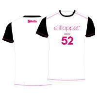 T-shirt vit |Elitloppet