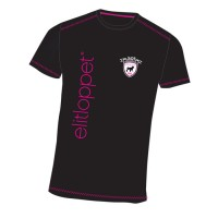 T-shirt svart |Elitloppet